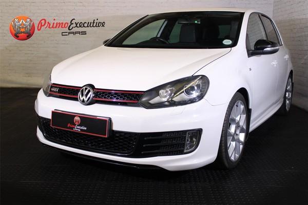 2012 Volkswagen Golf Vi Gti 2.o Tsi  Ed35  Gauteng Edenvale_0