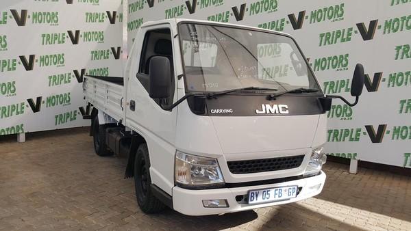 2012 JMC Carrying 2.8 TDi LUX LWB FC CC Gauteng Pretoria_0