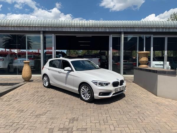 2016 BMW 1 Series 120i 5DR Auto f20 Mpumalanga Delmas_0