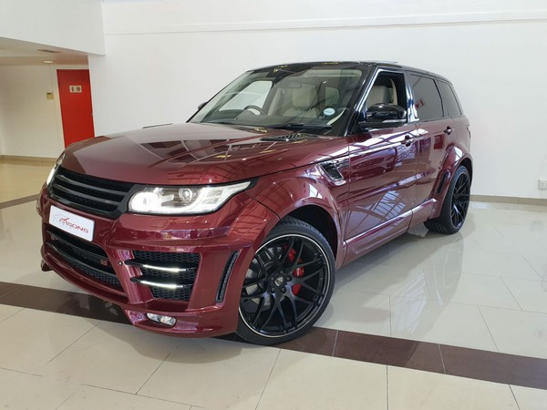 2015 Land Rover Range Rover Sport 4.4 SDV8 HSE Dynamic Kwazulu Natal Durban_0