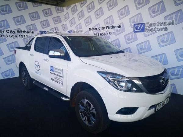 2019 Mazda BT-50 3.2 TDi SLE 4X4 Auto Double Cab Bakkie Mpumalanga Witbank_0