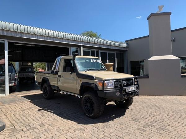 2009 Toyota Land Cruiser 79 4.0p Pu Sc  Mpumalanga Delmas_0