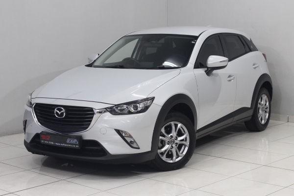 2016 Mazda CX-3 2.0 Dynamic Auto Gauteng Nigel_0