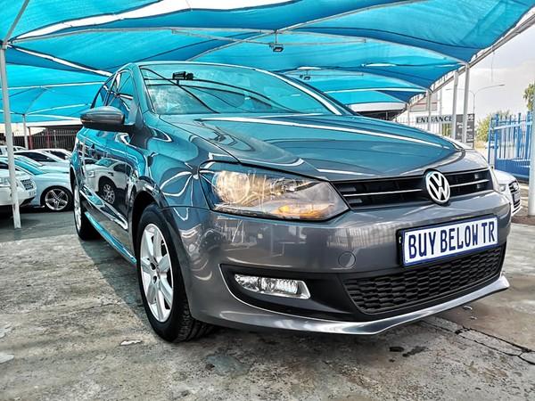 2011 Volkswagen Polo 1.6 Comfortline 5dr  Gauteng Centurion_0