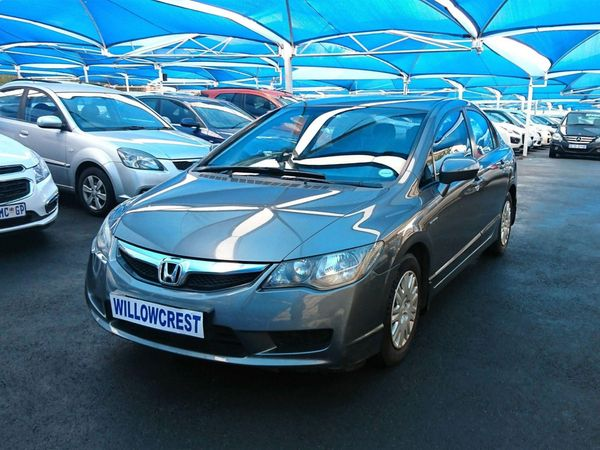 2010 Honda Civic 1.8 Lxi At  Gauteng Randburg_0