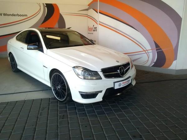2012 Mercedes-Benz C-Class C63 Amg Coupe  Gauteng Pretoria_0