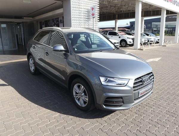 2017 Audi Q3 1.4T FSI Stronic 110KW Gauteng Vereeniging_0