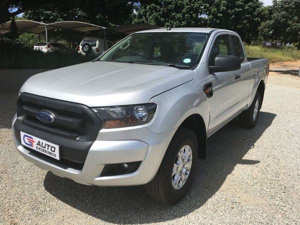 2016 Ford Ranger 2.2TDCi XL PU SUPCAB Mpumalanga White River_0