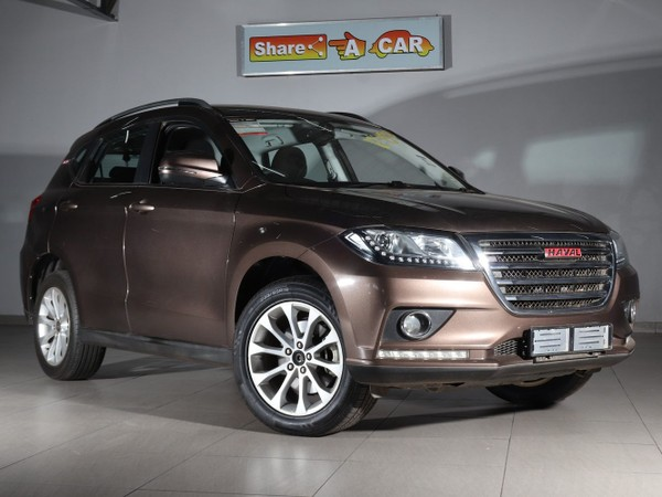 2017 Haval H2 1.5T City Auto North West Province Klerksdorp_0