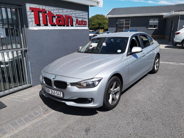 2012 BMW 3 Series 316i Auto Western Cape Kuils River_0