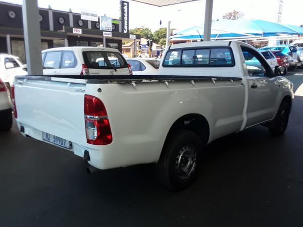 2012 Toyota Hilux 2.5 D-4d Srx Rb Pu Sc  Gauteng Johannesburg_0