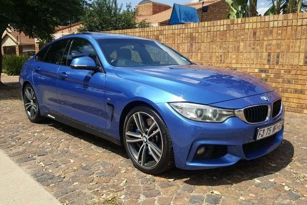 2016 BMW 4 Series 435i Gran Coupe M Sport Auto Kwazulu Natal Durban_0