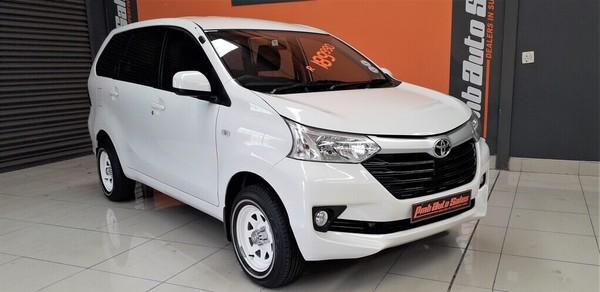 2017 Toyota Avanza 1.3 SX Kwazulu Natal Pietermaritzburg_0
