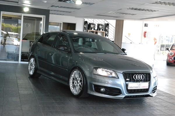 2011 Audi S3 Sportback  Gauteng Roodepoort_0