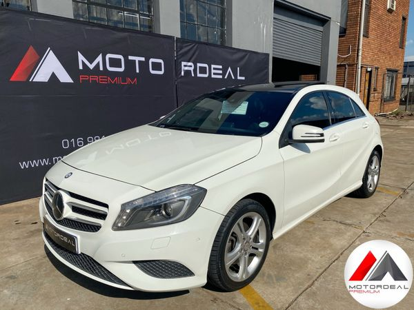 2014 Mercedes-Benz A-Class A 220 Cdibe At - Diesel  Panoramic sunroof  Gauteng Vanderbijlpark_0