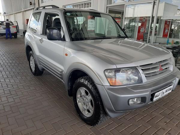 2001 Mitsubishi Pajero 3500i 3dr At  Free State Bloemfontein_0