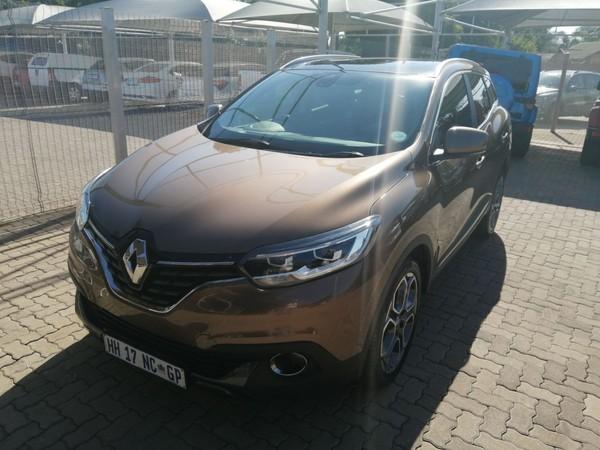 2018 Renault Kadjar 1.5 dCi Dynamique EDC Gauteng Centurion_0