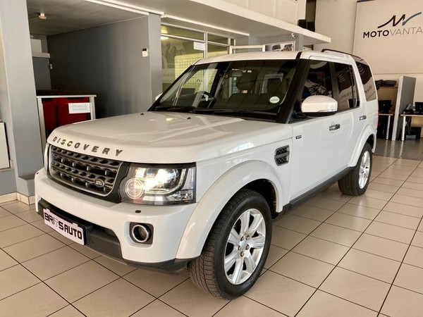 2016 Land Rover Discovery 4 3.0 Tdv6 Se  North West Province Brits_0