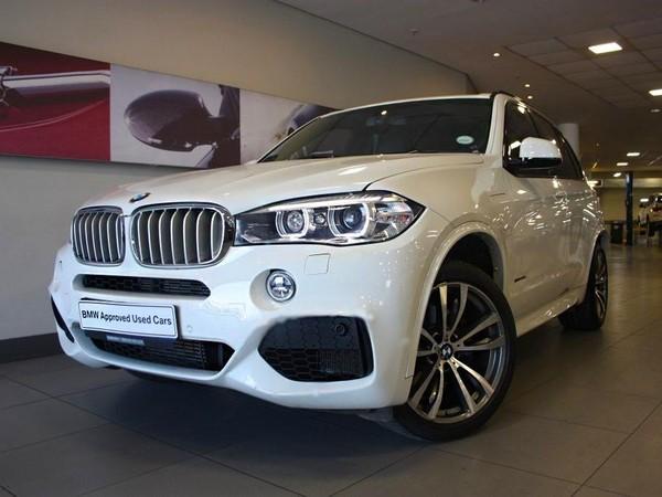 2016 BMW X5 xDrive40e M Sport Auto Gauteng Four Ways_0