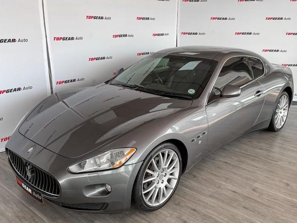 2008 Maserati Granturismo  Gauteng Bryanston_0