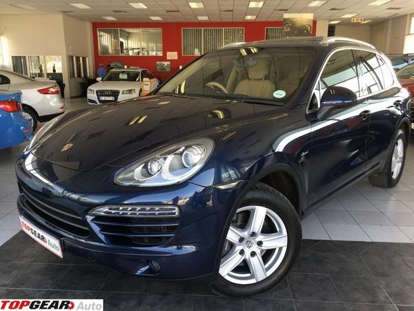 2012 Porsche Cayenne Diesel Tip  Gauteng Bryanston_0