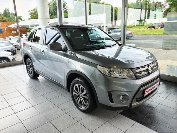 2018 Suzuki Vitara 1.6 GL Gauteng Bryanston_0