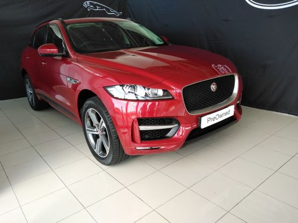 2016 Jaguar F-Pace 3.0D AWD R-Sport Kwazulu Natal Umhlanga Rocks_0