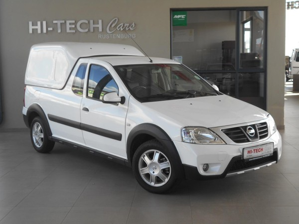 2013 Nissan NP200 1.5 Dci Se Pusc Canopy with Only 48000kms North West Province Rustenburg_0
