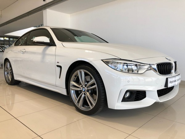 2013 BMW 4 Series 435i Coupe M Sport Auto Western Cape Somerset West_0