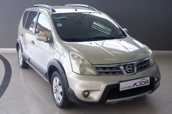 2010 Nissan Livina 1.6 Acenta X-gear  Western Cape Somerset West_0