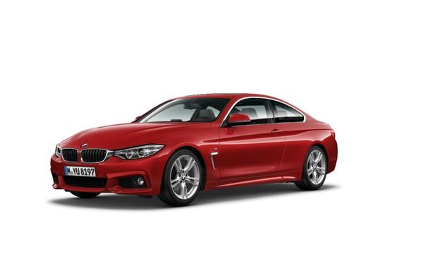 2015 BMW 4 Series Coupe M Sport Gauteng Roodepoort_0