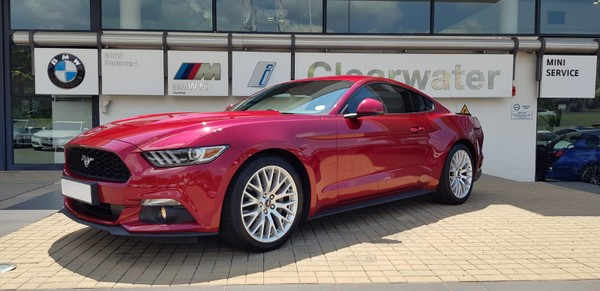 2018 Ford Mustang 2.3 Ecoboost Auto Gauteng Roodepoort_0