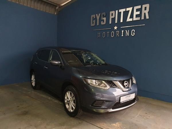 2015 Nissan X-Trail 1.6dCi XE T32 Gauteng Pretoria_0