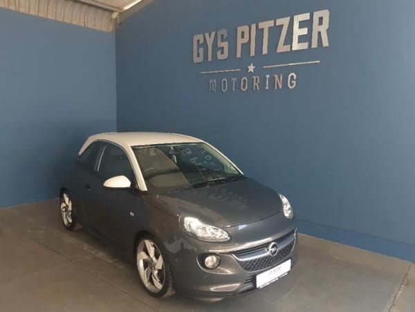 2015 Opel Adam 1.0T JAM 3-Door Gauteng Pretoria_0