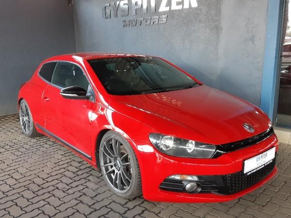 2011 Volkswagen Scirocco 2.0 Tsi Sportline Dsg  Gauteng Pretoria_0