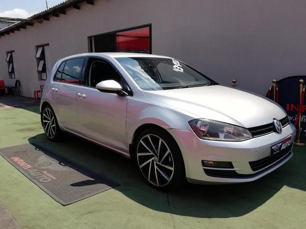 2013 Volkswagen Golf Vii 1.4 Tsi Comfortline  Gauteng Boksburg_0