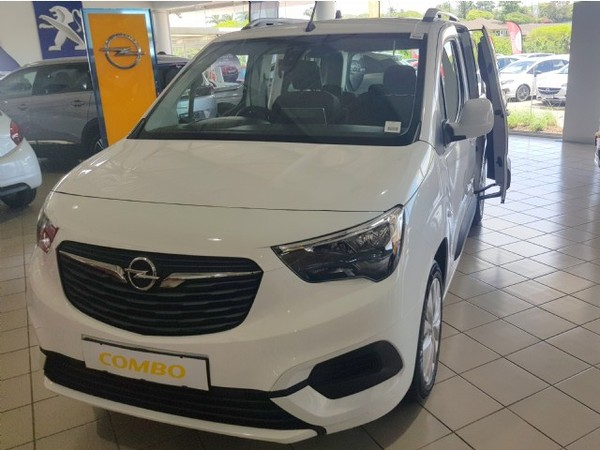 2020 Opel Combo Life Enjoy 1.6TD FC PV Kwazulu Natal Umhlanga Rocks_0