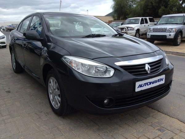 2013 Renault Fluence 1.6 expression Western Cape Hermanus_0