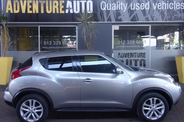 2011 Nissan Juke 1.6 Dig-t Tekna  Gauteng Pretoria_0