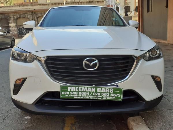 2017 Mazda CX-3 2.0 Active Auto Gauteng Johannesburg_0