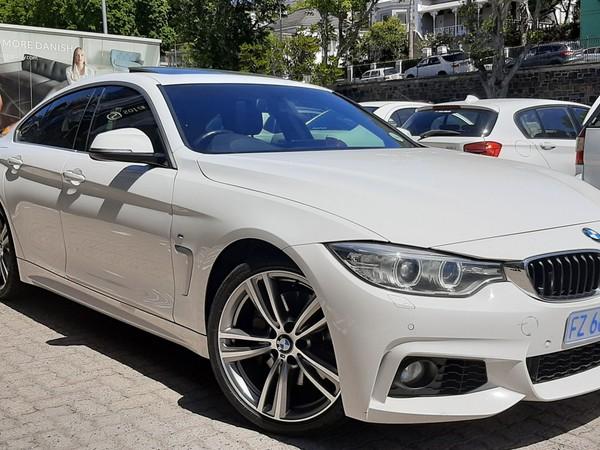 2016 BMW 4 Series 435i Gran Coupe M Sport Auto Western Cape Cape Town_0