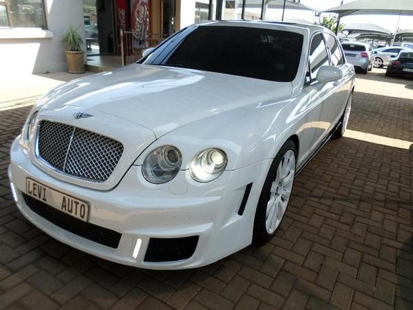 2007 Bentley Continental Flying Spur Speed  Gauteng Pretoria_0