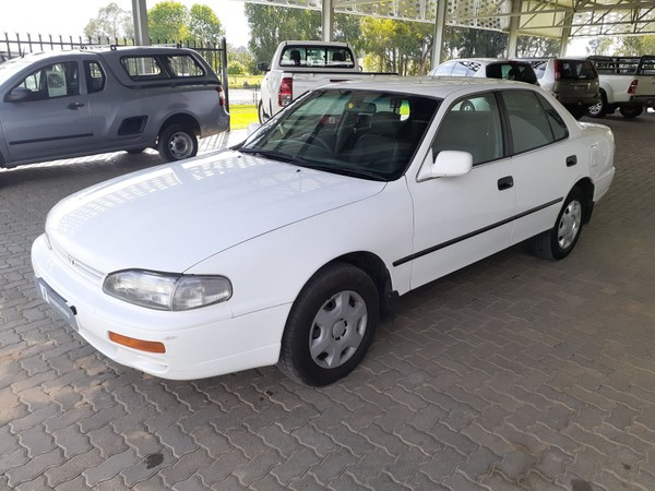 2000 Toyota Camry 200si At  Free State Ladybrand_0