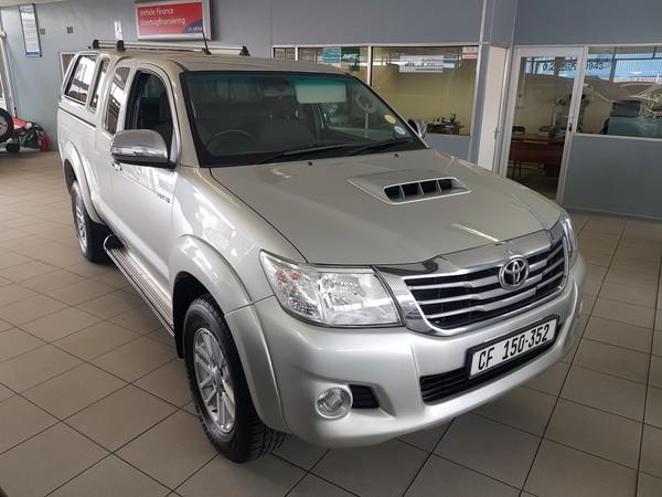 2013 Toyota Hilux 3.0d-4d Raider Xtra Cab Pu Sc  Western Cape Parow_0