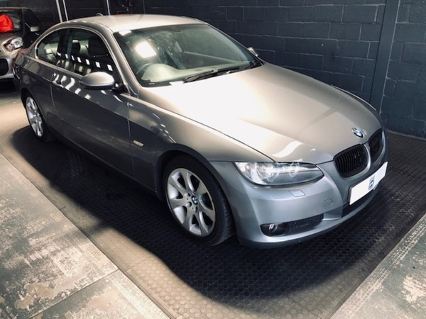 2009 BMW 3 Series 325i Coupe Excl At e92  Western Cape Milnerton_0