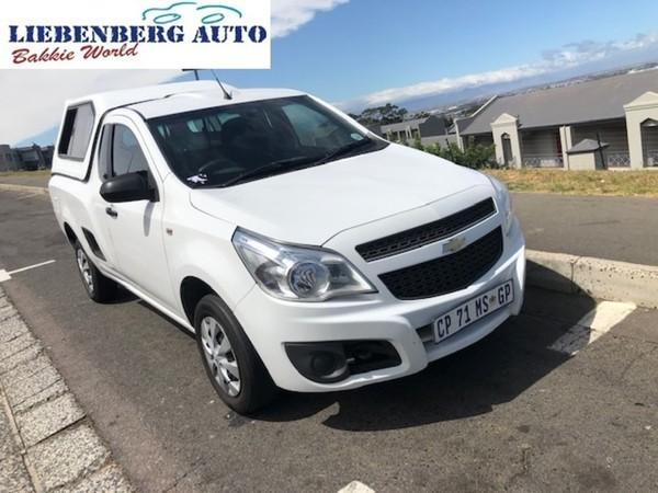 2013 Chevrolet Corsa Utility 1.4 Ac Pu Sc  Western Cape Cape Town_0