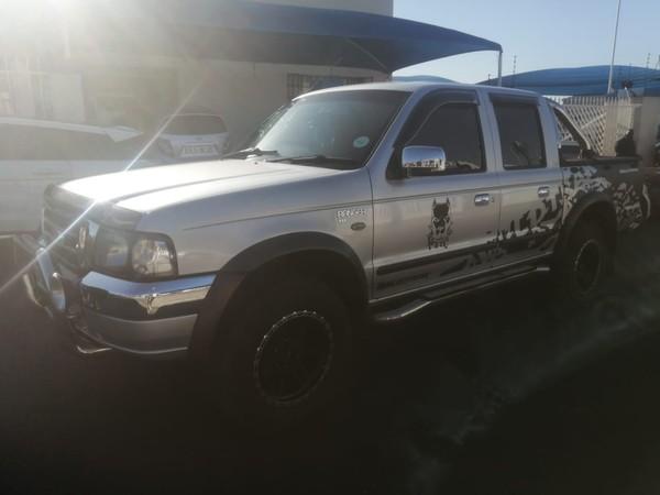 2005 Ford Ranger 4000 Xle 4x2 Pu Dc  Gauteng Rosettenville_0