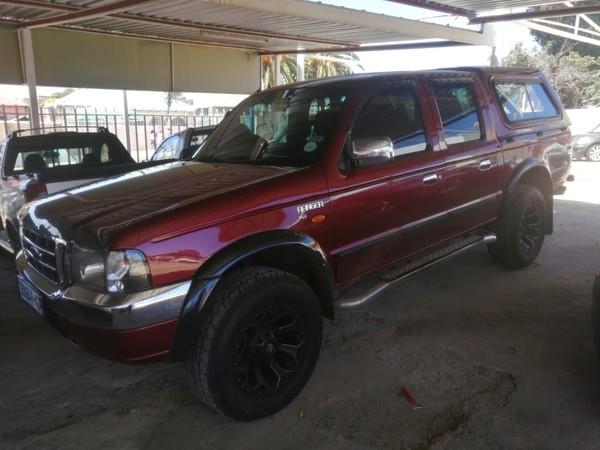 2005 Ford Ranger 4.0i V6 Xle 4x4 At Pu Dc  Gauteng Rosettenville_0