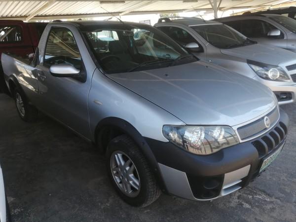2009 Fiat Strada 1.6 Elx Pu Sc  Gauteng Rosettenville_0