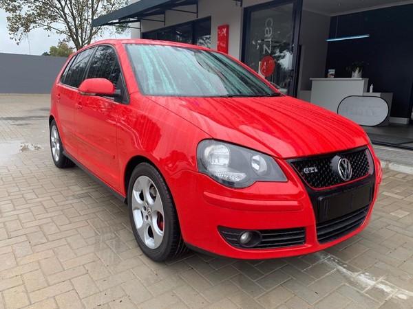 2010 Volkswagen Polo Gti 1.8t  Gauteng Vanderbijlpark_0